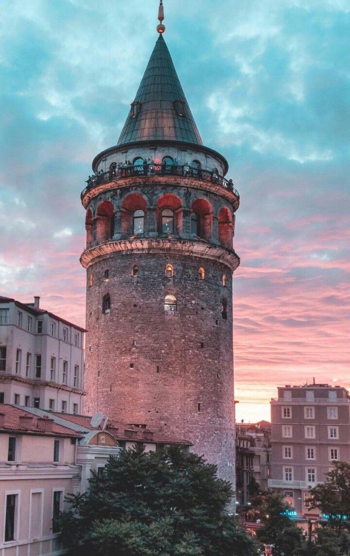 Galata Tower, Istanbul, Turkey – Esen
