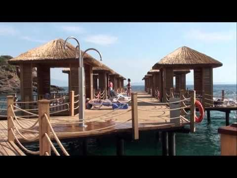 Sunis Efes Royal Palace Resort & Spa - YouTube
