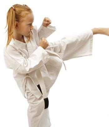 Beneficios del Tae-kwon-do para los niños
