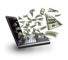 There are 11 ways to earn money online.    Whatever you choose, you can use the 11 ways to make money.  Recommendation for online uninitiated, is to begin in bloggers, that requires no area allocated www.exemple.com. Net. Org. Biz and more. Besides the field, a website needs hosting space and where you keep the database that contains all the information of the site.  Recommendation .... start with bloggers.    The 11 ways of earning online:  1. Donate if you like my site  2. AdSense, AdWords