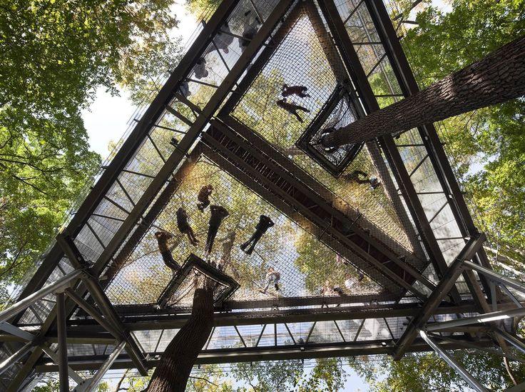 In the Woods: The Amazing Architecture of Arboreta