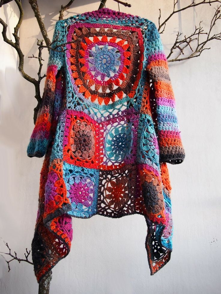 Crochet..... Wonder if my Gonka could do this?? Hmmmm :)