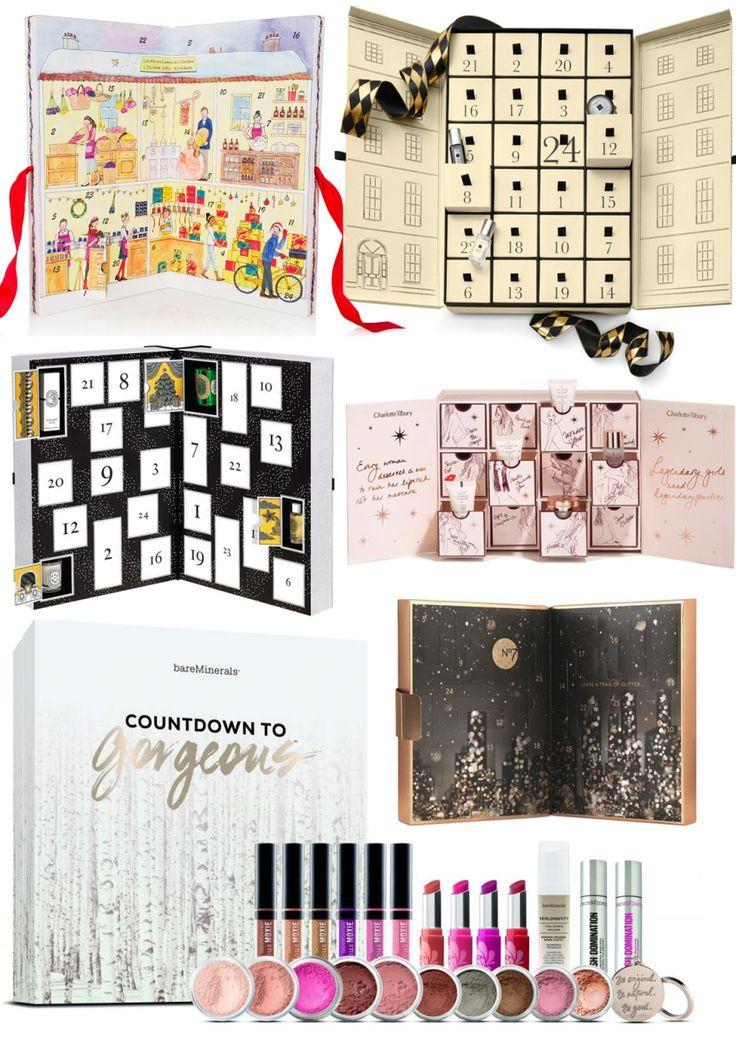Diy Makeup Advent Calendar : Best advent calendar boxes ideas on pinterest