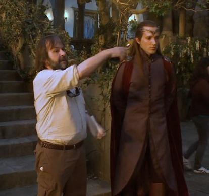lindir tumblr bret mckenzie in the hobbit