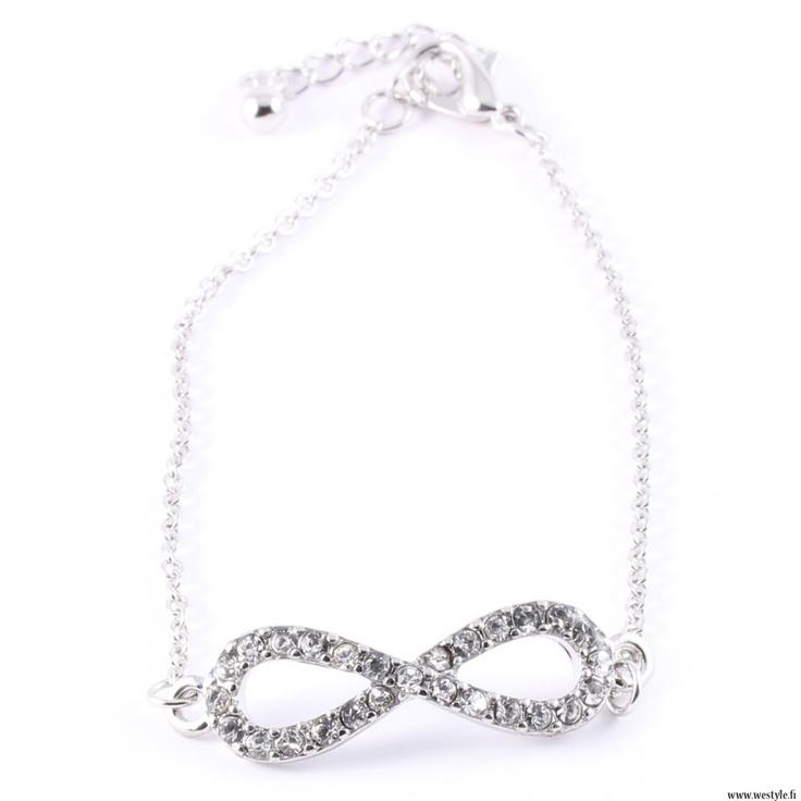 New infinity bracelet!