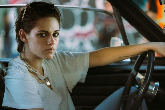 New music video for The Rolling Stones' Ride Em On Down with Kristen Stewart.