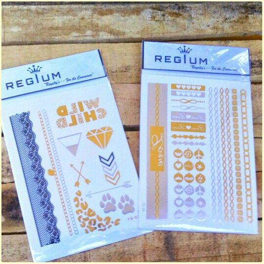 #royaltysforthecommoner  Summer is at its start....☀️☀carrying ️those heavy accessories this summer is a task, isn't it....??? So just forget all the worries....and accessories yourself with these absolutely stunning n gorgeous metallic  flash tattoos which will make you look absolutely gorgeous and easy to carry off this summer....⚡️⚡️⚡️ @regium__ with mettalic flash tattoos for the firsttime...grab yours now... Price:₹199/- per sheet  Ordering Details: Contact/whatsapp…