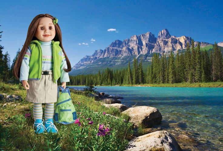 Maplelea Girls - Taryn doll