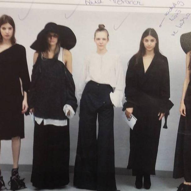 what happened?  #before#the#show#fitting#backstage#model#girls#hungary#budapest#mercedesbenzfashionweekcentraleurope#fashiodesigner#gomboldujra#designterminal#annapietrowicz