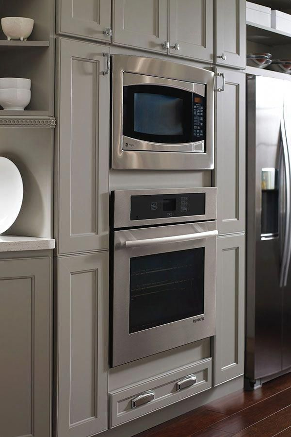 Kitchen Appliance Ideas Wall Oven Microwave Oven Cabinet Wall Oven