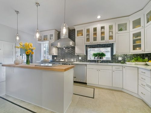 Show House 2011 Kitchen By Koshi Baker Design Associates And Waterworks Photography