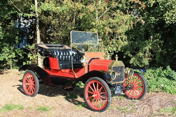Ford Model T Open Runabout  1911 for sale