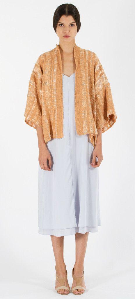 Samurai Robe: Desert Apricot Gradient