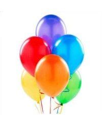 Metalik Karışık Balon (20 Adet)