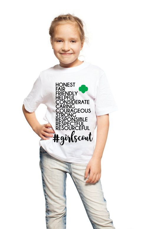 Best Girl Scout T Shirt Ideas Images On Pinterest Girl Scout
