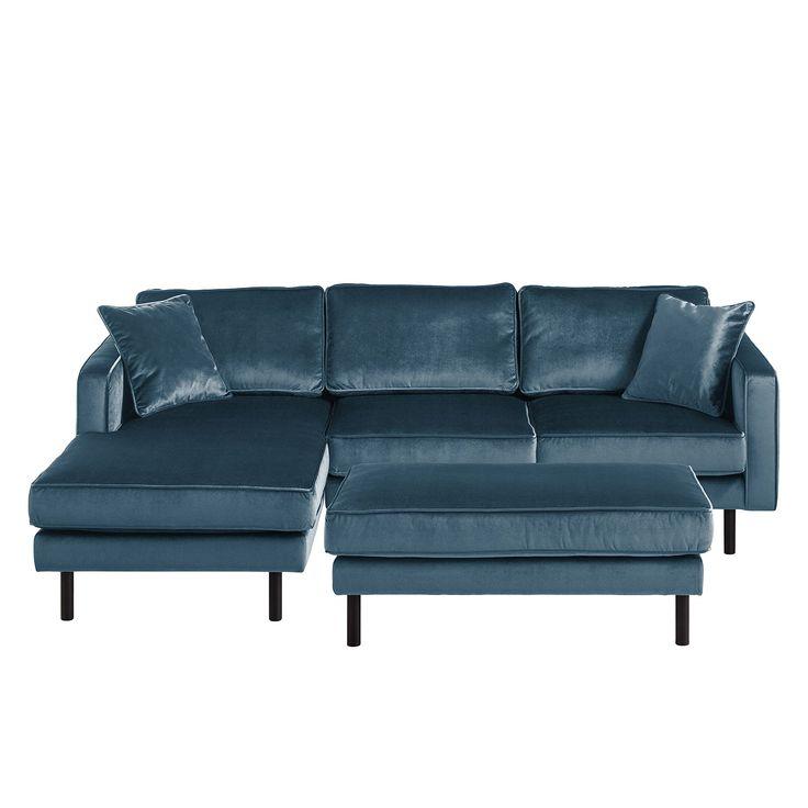 Ecksofa Edina Samt in 2018 Products Pinterest Couch und Sofa