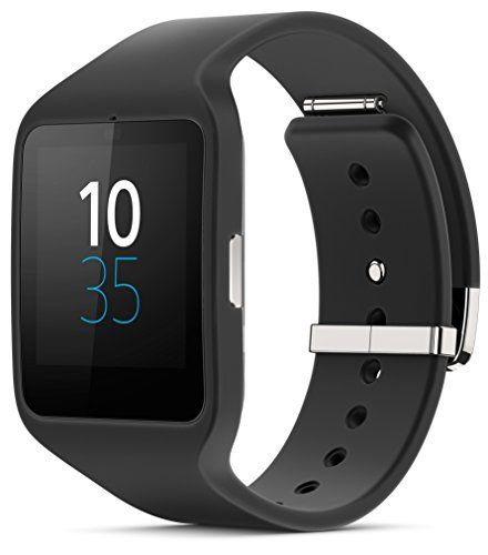 nice sony mobile swr50 smartwatch 3 fitness and activity tracker wrist watch compatible with android 43