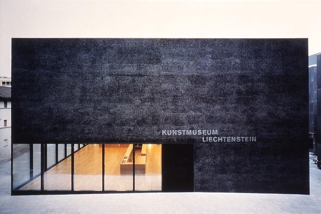 Morger + Dettli - Kunstmuseum Liechtenstein, Vaduz