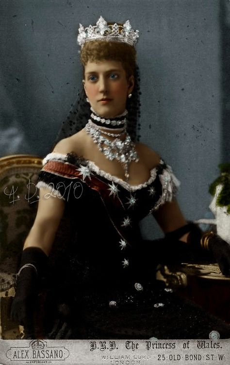 Alexandra of Denmark | House Of Saxe-Coburg-Gotha ...