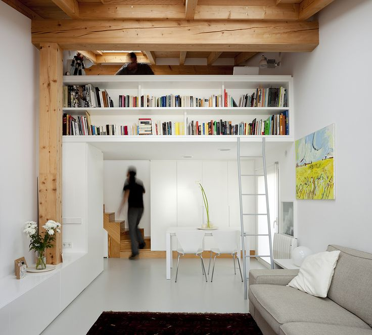 Attractive Design For Villa Piedad By Marta Badiola: Architecture:  Wonderful Home In Spain, Compact House Related To White Interior Part 23