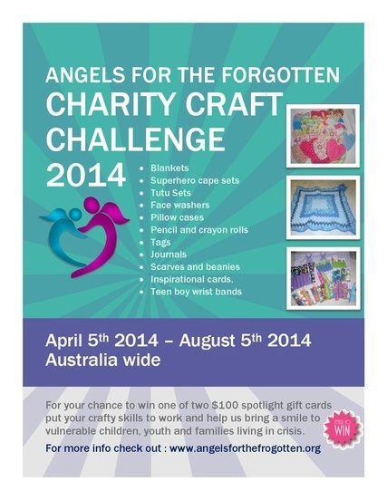 Craft Challenge 2014