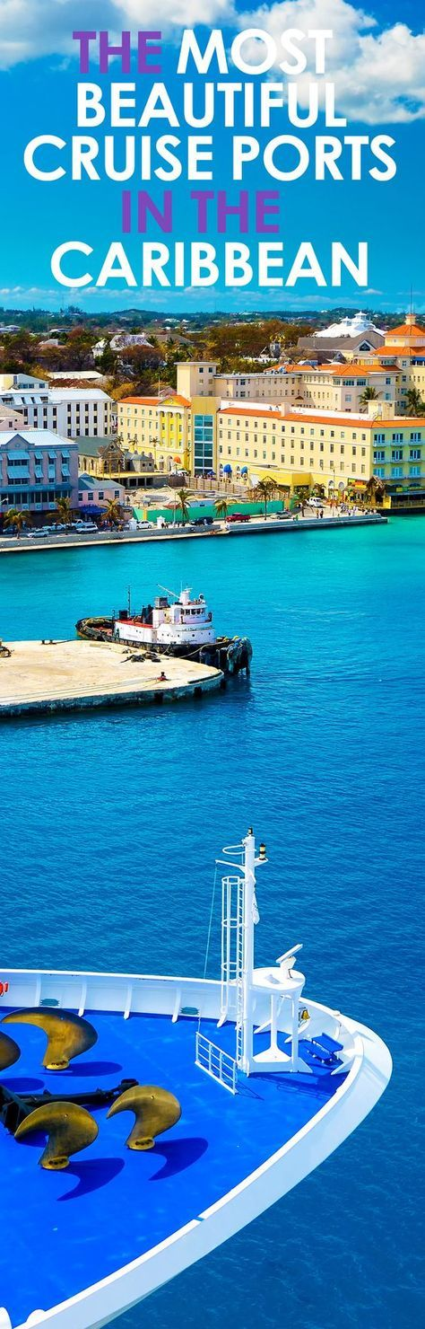The most beautiful cruise ports in the Caribbean and how to explore them on independent cruise excursions.