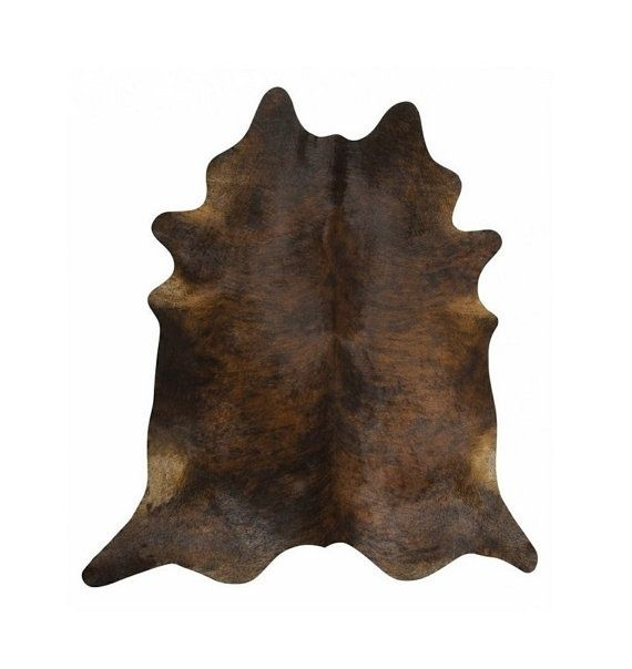 Natural Cowhide rug Cowhide Rug Kuhfell