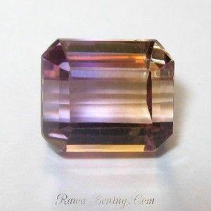 Ametrine Cushion Cut 3.50 carat