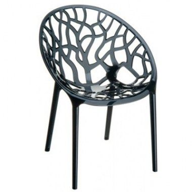 tuin : crystal chair zwart | my interior - musthaves. | pinterest, Wohnzimmer dekoo