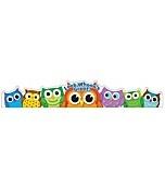 #CDWishList Colorful Owls
