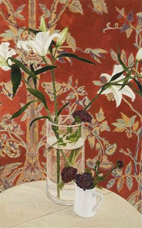 03_CAMPBELL_Still_life_with_lilies_and_ranunculus_2006_BLOCK
