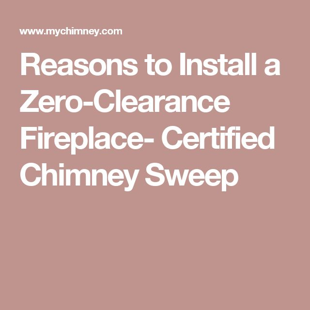 The 25 best Zero clearance fireplace ideas on Pinterest Direct