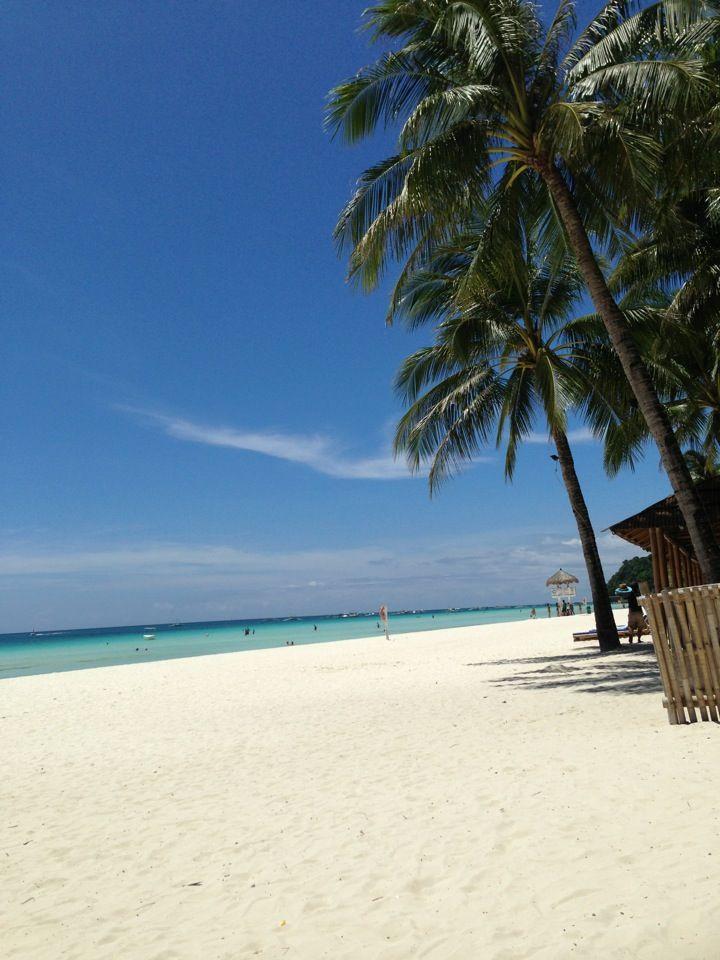 White Beach in Malay, Aklan