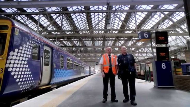 """First ScotRail - """"Changing our culture"""""""
