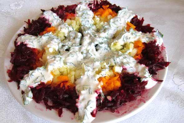 Çökertme Salatası Tarifi | Yemek Tarifleri | Oktay Usta, Pratik Yemekler