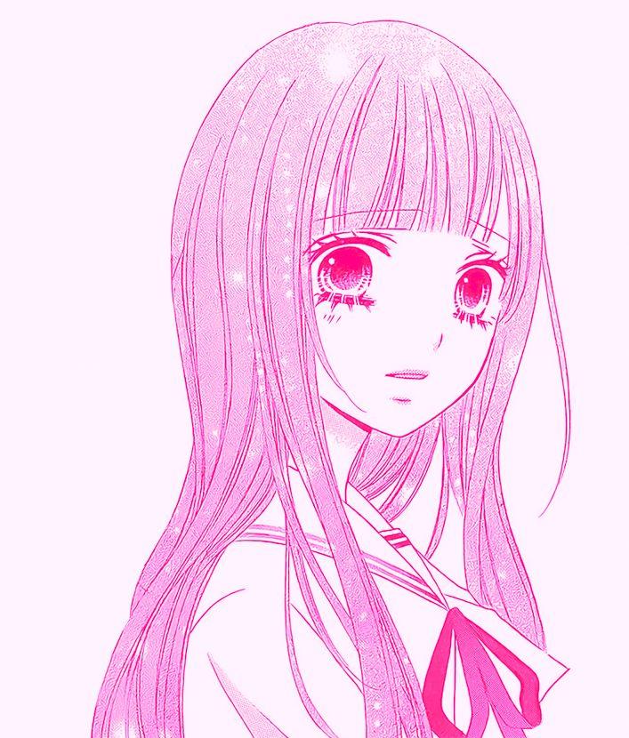 #tsubasa to hotaru #pink shoujo #kawaii manga #pink manga #manga edit