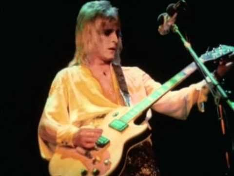 MICK RONSON-Width of a circle (Guitar solo 1973)