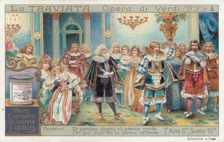 Verdi 200 | Opere | La Traviata, 1909