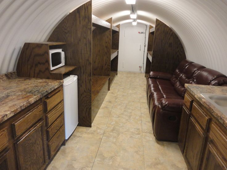 """Utah Survival Bunkers: Nuclear, chemical and biological rated! Per their site: """"Who says that living in a shelter has to be uncomfortable or ugly?    That just isn't the case any more.  With Utah's Survival bomb shelters, we not only provide you and your family protection from any disaster we also offer you a comfortable roomy, custom designed shelter."""""""