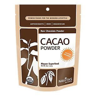 Product Image for Organic Cacao Powder (8 Ounces Powder)