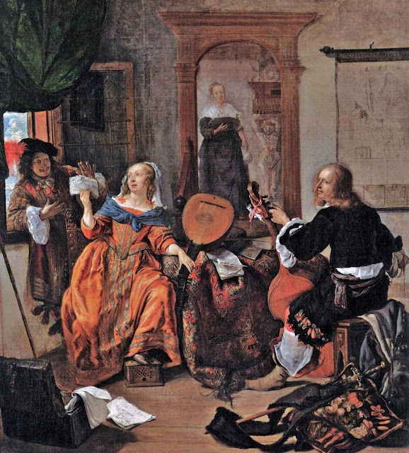 ensemble music during the baroque period essay During the 70s and 80s further valuable research was conducted into the music and performance of the baroque, applied in practical recording and it was during this period that performances began to bear the title authentic or on period instruments at the same time however, it should also be.