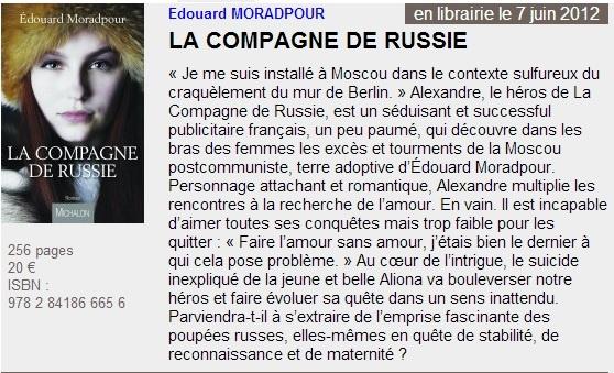 LA COMPAGNE DE RUSSIE