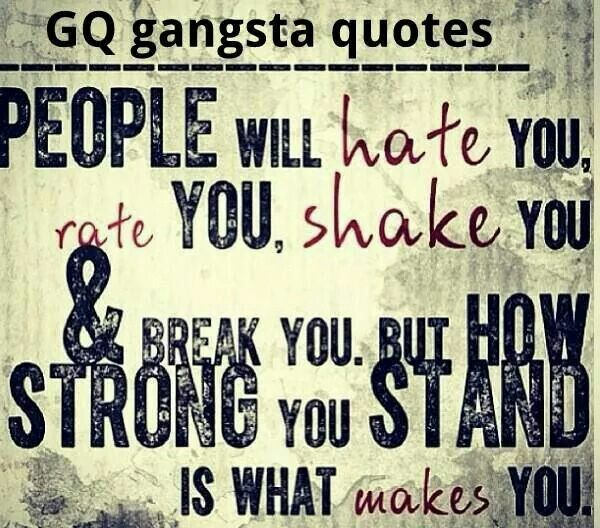 Gangster Life Picture Quotes: Gangsta Quotes And Quotes