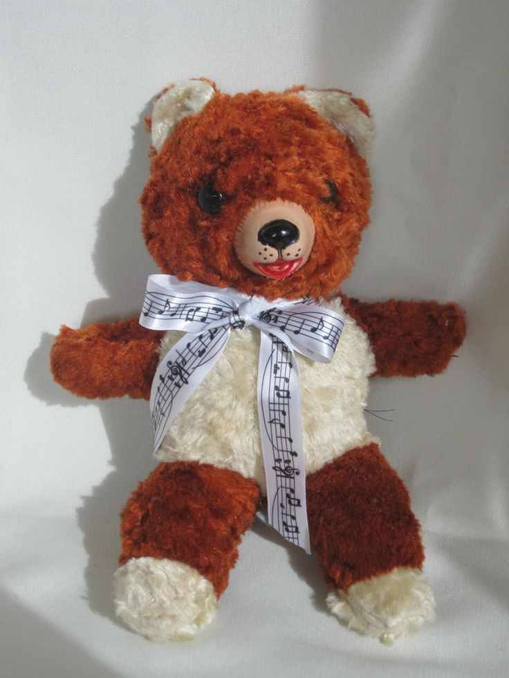 179 Best Images About Teddy Bears On Pinterest Brown