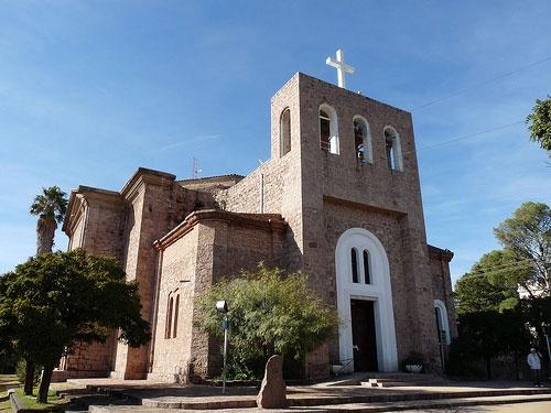Parroquia San Antonio. Capilla del Monte.Cdba. Argentina