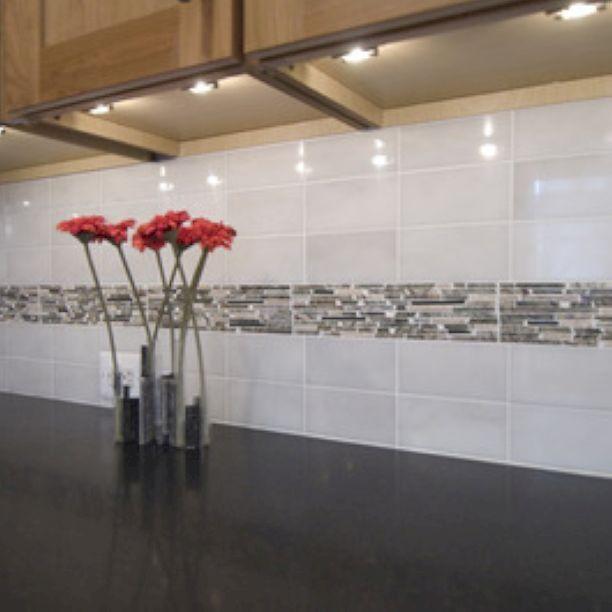 60 Exciting Subway Tile Backsplash For Kitchen Decor Ideas