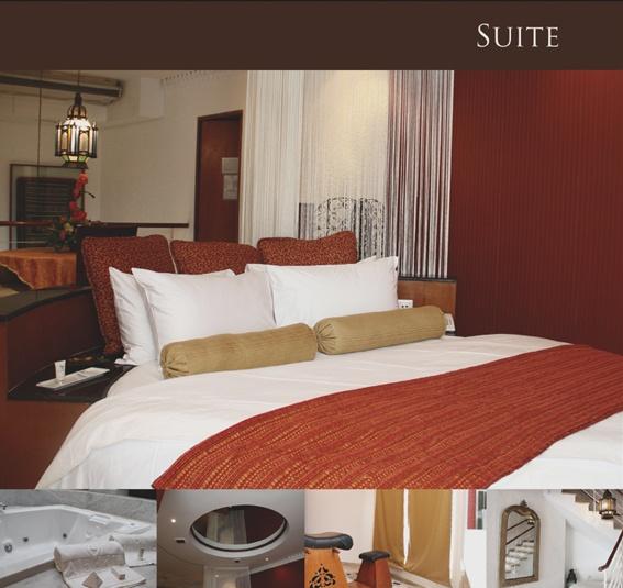 La suite del aladdin maracaibo ofrece cama king con - Edredon de plumas ...
