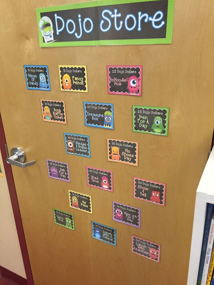 Classroom Reward Ideas For Kindergarten ~ Best class dojo rewards ideas on pinterest classroom