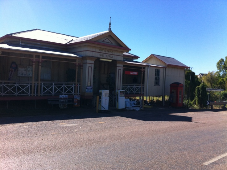 Ravenswood Post Office - QLD