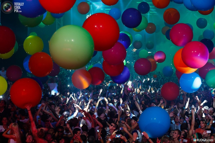 Big Top mainstage having a ball! @ Mysteryland 2012